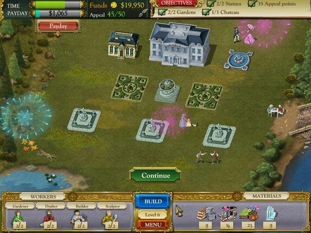 The Palace Builder ภาพตัวอย่าง 01