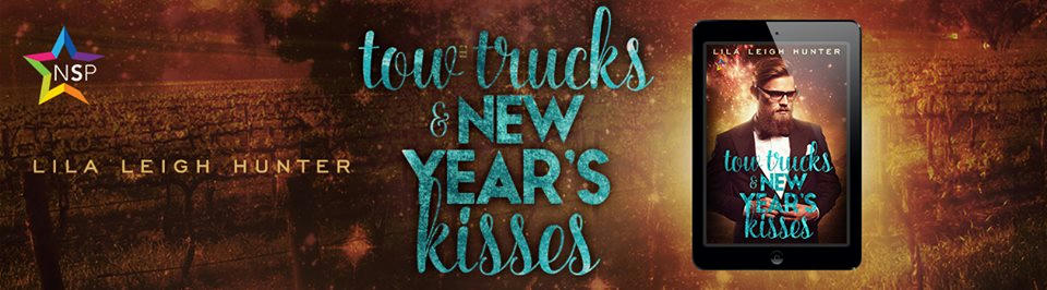 Lila Leigh Hunter - Tow Trucks & New Year's Kisses Banner