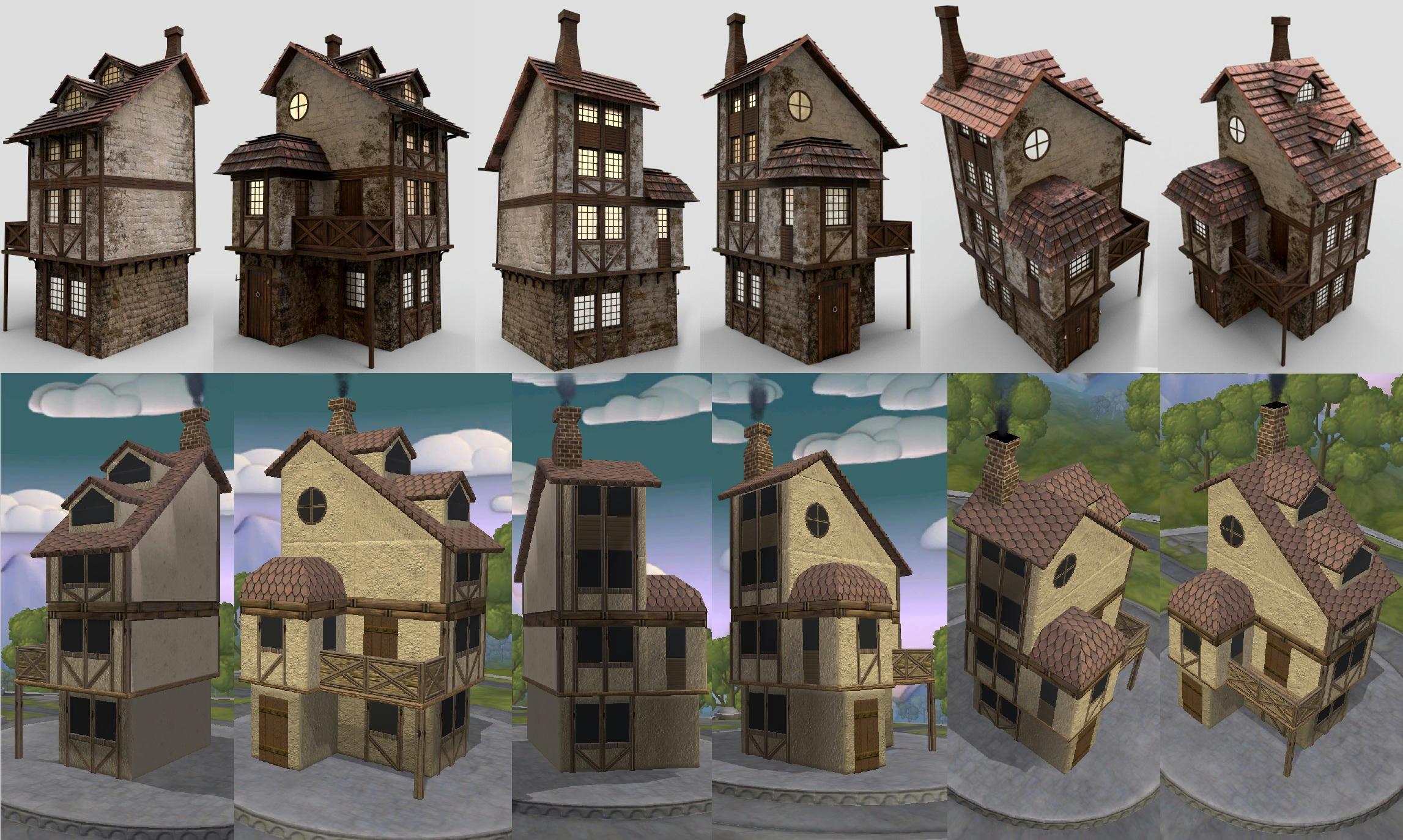 Casa Medieval. Ouljjyqahnn8fp6zg