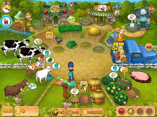 Farm Mania ภาพตัวอย่าง 01
