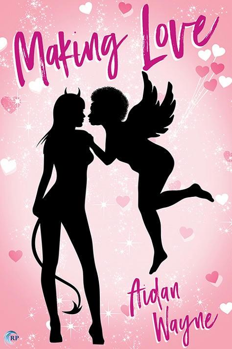 Aidan Wayne - Making Love Cover