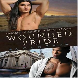Remmy Duchene & BLMorticia - Wounded Pride Square