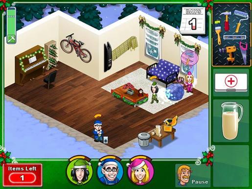 Home Sweet Home - Christmas Edition ภาพตัวอย่าง 03