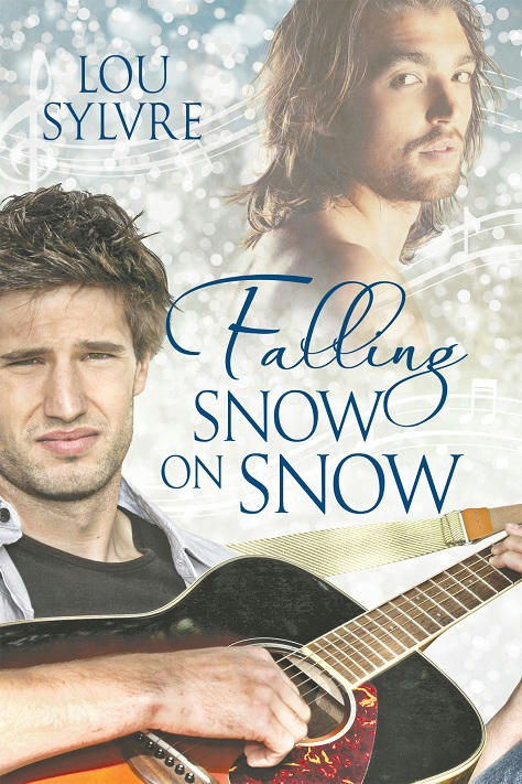 Lou Sylvre - Falling Snow on Snow Cover