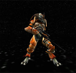 Evil Darkwatch Avatar