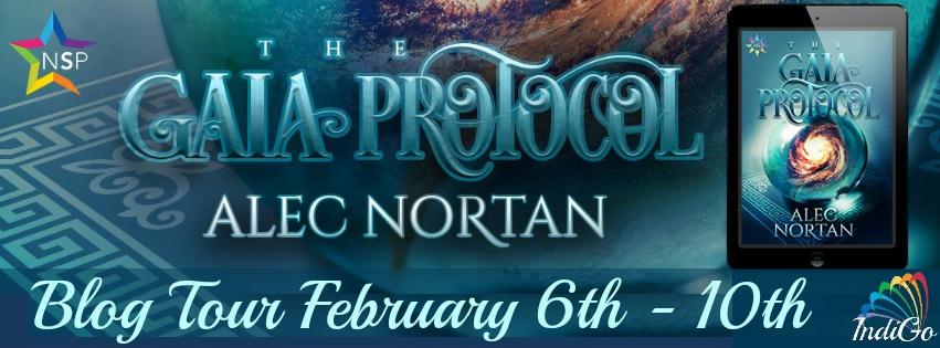 Alec Nortan - The Gaia Protocol BT Banner