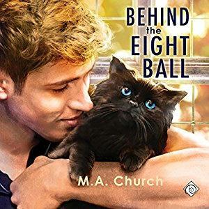 M.A. Church - Behind the Eight Ball Cover Audio