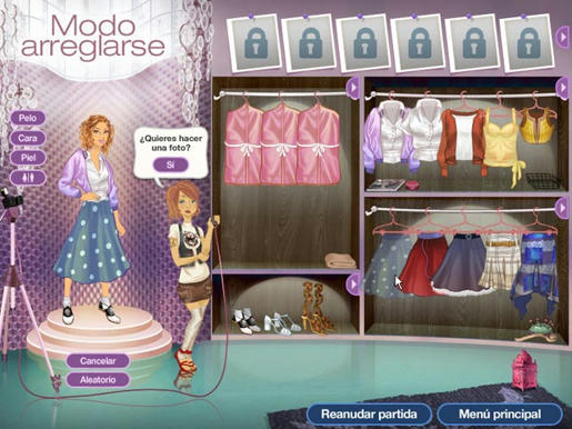 Jojo's Fashion Show 2 - Las Cruces ภาพตัวอย่าง ๓