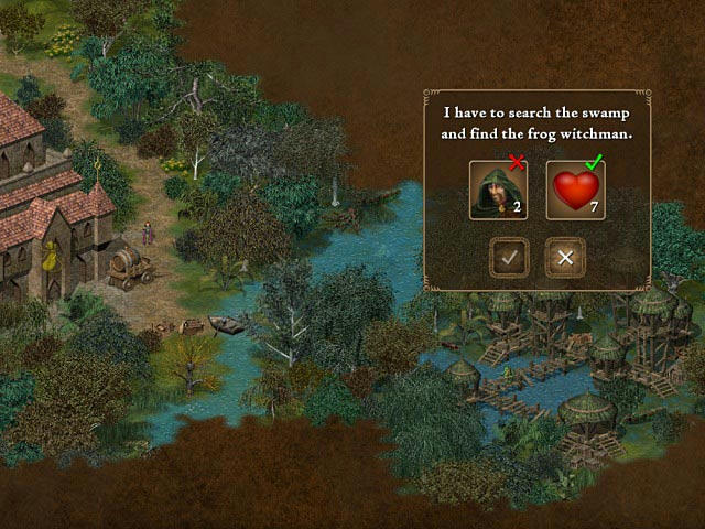 Hero of the Kingdom ScreenShot02