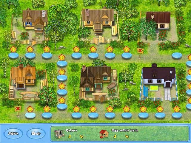 Farm Frenzy ภาพตัวอย่าง 01