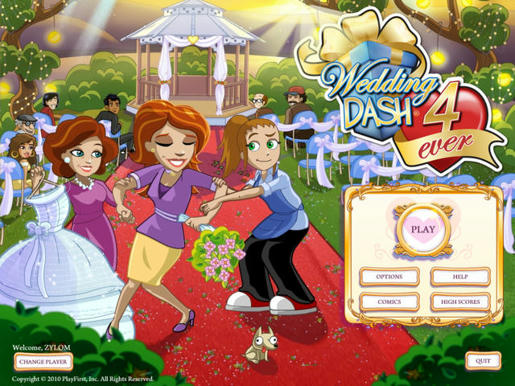 Wedding Dash 4-Ever ภาพตัวอย่าง 01