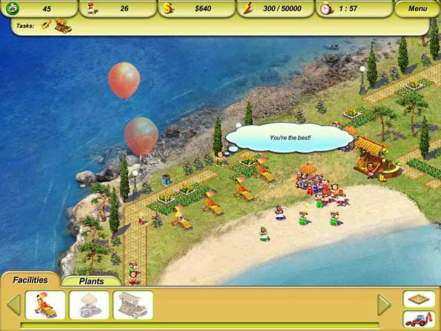 Paradise Beach 2 - Around the World ภาพตัวอย่าง 03