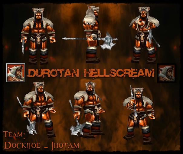 Durotan _ By Team: Dockijoe - Jhotam 4e6pmwh21o96x8yfg