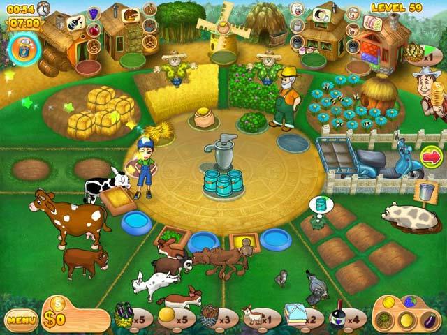 Farm Mania 2 ภาพตัวอย่าง 01