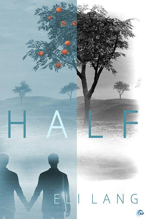 Eli Lang - Half Cover