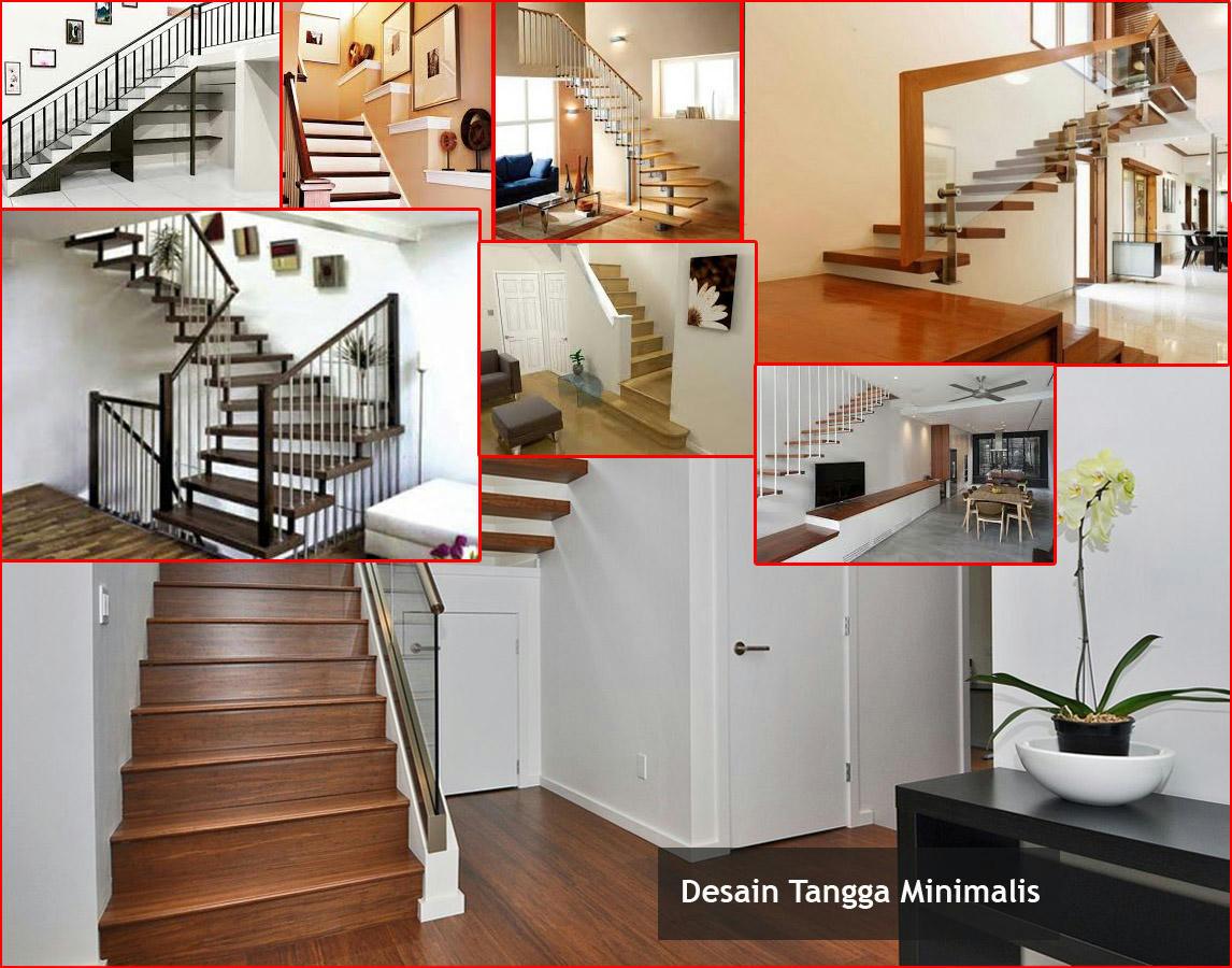 desain tangga rumah minimalis creo house