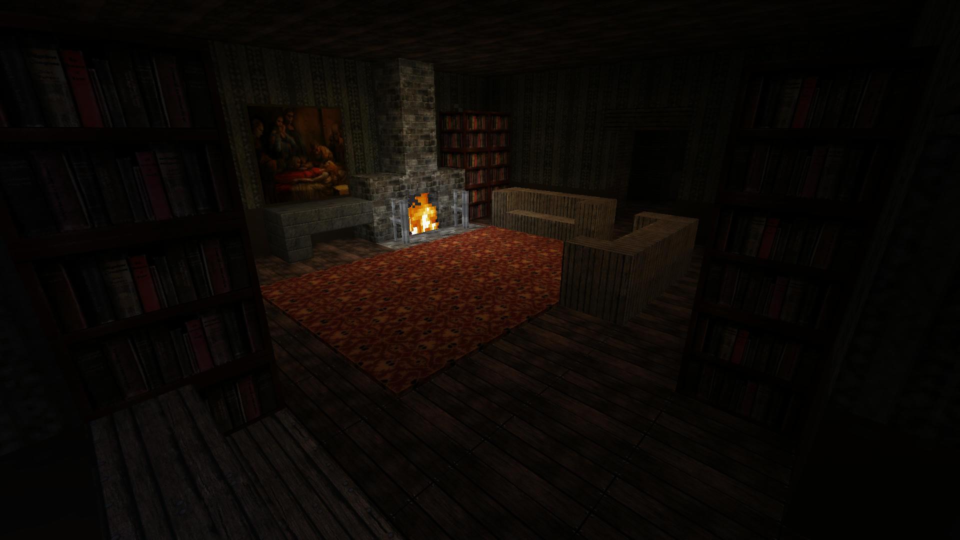 Скачать horror карты на майнкрафт 1.7.2