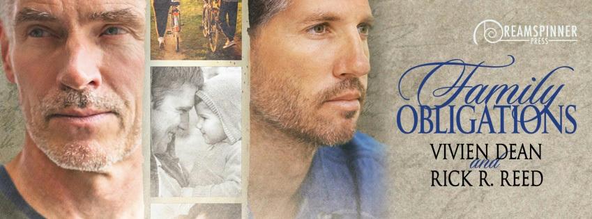 Vivien Dean & Rick R. Reed - Family Obligations Banner