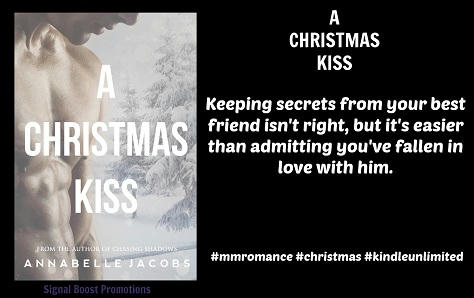 Annabelle Jacobs - A Christmas Kiss Banner 1