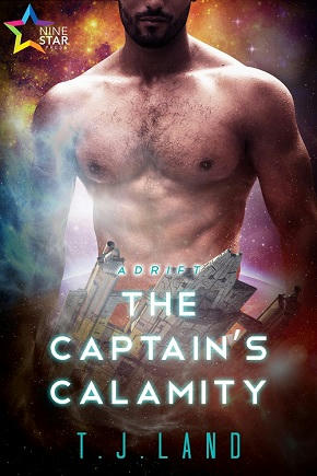 T.J. Land - The Captain's Calamity Cover