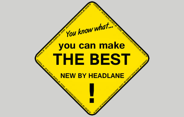 Headlane new track the best that you can make on audiojungle