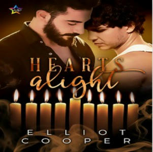 Elliot Cooper - Hearts Alight Square