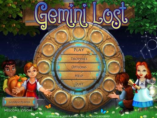 Gemini Lost ภาพตัวอย่าง 01