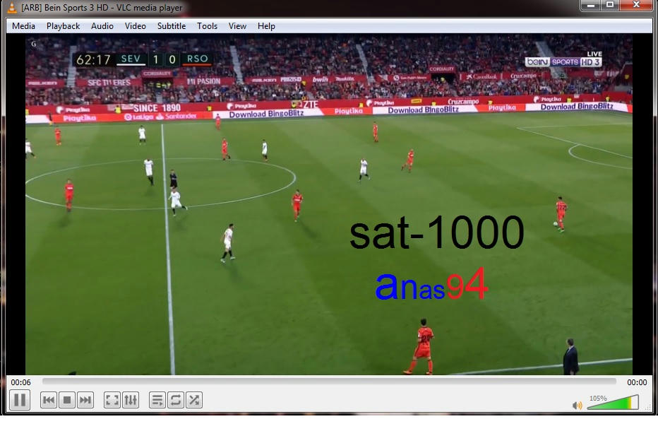 حصرياً anas94 IPTV بصيغة لتشغيل