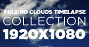 HD Clouds Timelapse Collection on Videohive