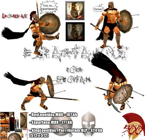 Espartanos!!! _ Por Jhotam 8x57616oz667ykcfg