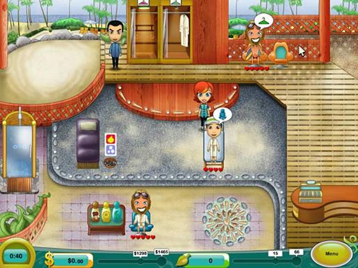 Spa Mania 2 ภาพตัวอย่าง 02