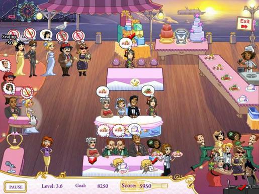 Wedding Dash - Ready, Aim, Love! ภาพตัวอย่าง 03