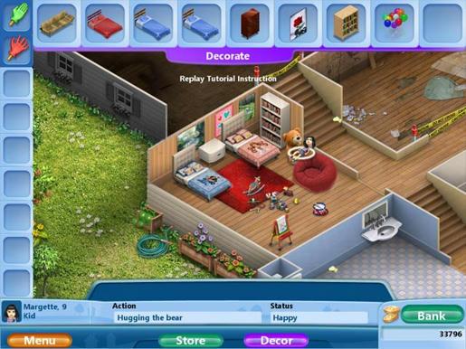 Virtual Families 2 ภาพตัวอย่าง 01