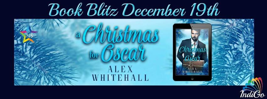 Alex Whitehall - A Christmas for Oscar Banner