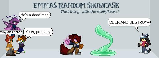 Emmas Random Showcase
