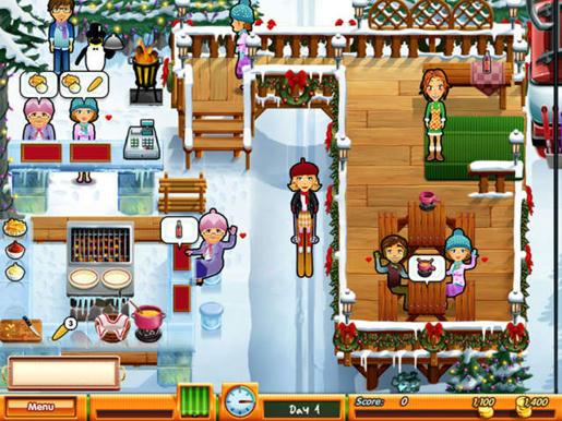 Emily's Holiday Season ภาพตัวอย่าง 01