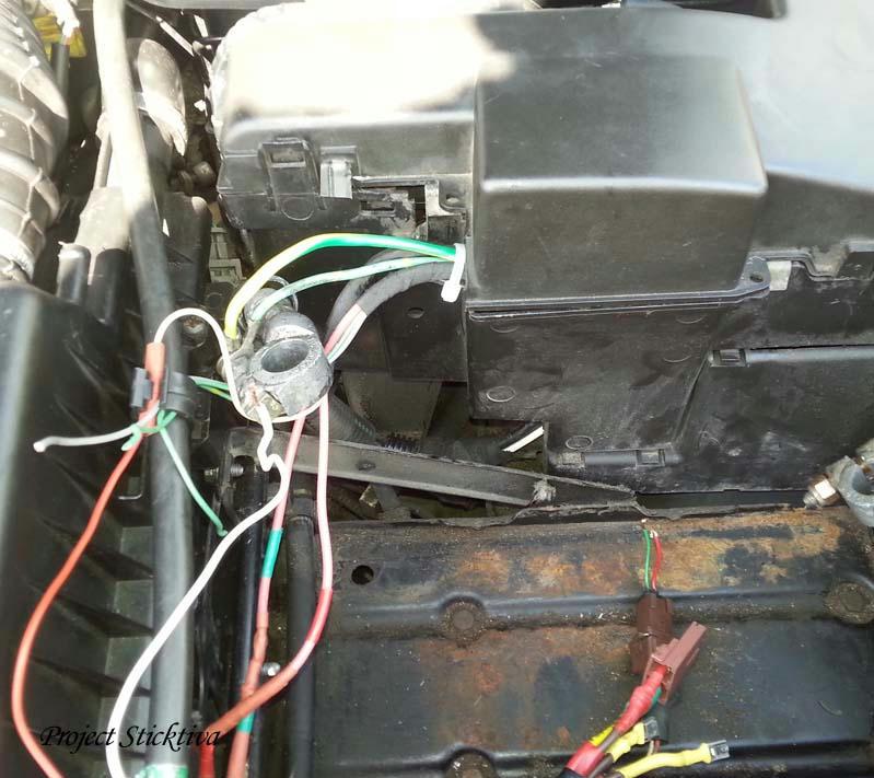 xantia headlamp wiring mod        help needed