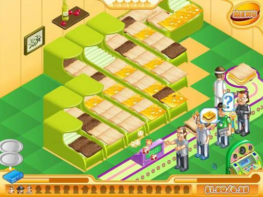 Stand O' Food 2 ภาพตัวอย่าง 03