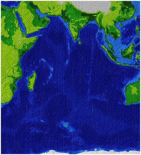 Mauritia el continente hundido en el Océano Índico