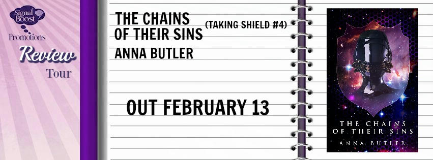Anna Butler - The Chains of Their Sins BT Banner