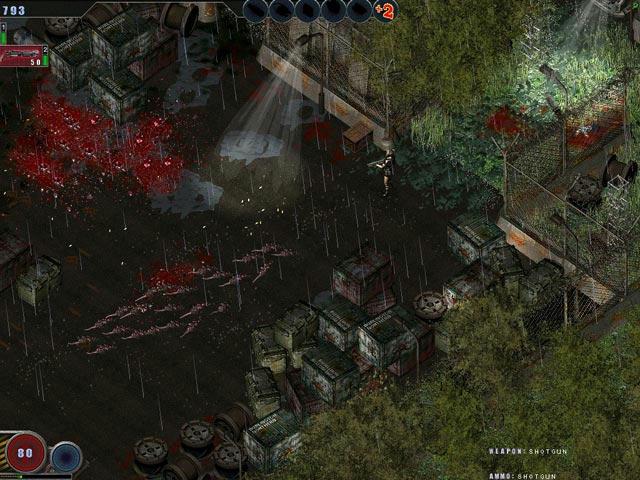 Zombie Shooter ภาพตัวอย่าง 01
