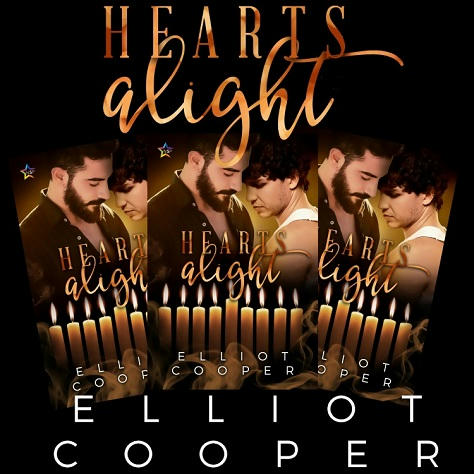 Elliot Cooper - Hearts Alight Teaser