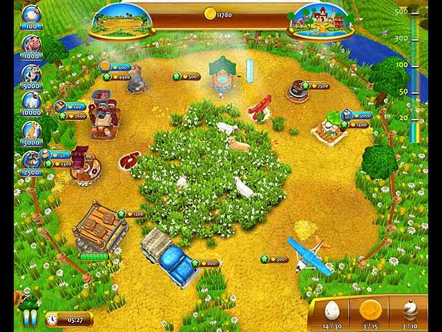 Farm Frenzy 4 ภาพตัวอย่าง 03
