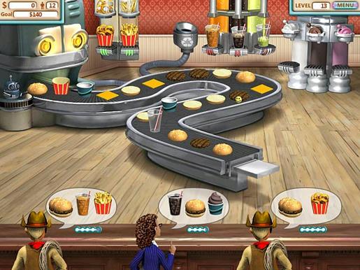 Burger Shop ภาพตัวอย่าง 01