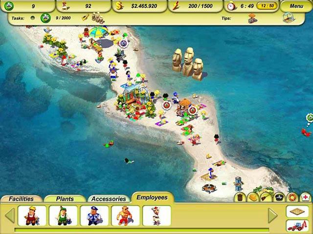 Paradise Beach 2 - Around the World ภาพตัวอย่าง 01