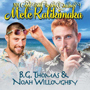 B.G. Thomas & Noah Willoughby - Mele Kalikimaka Square gif