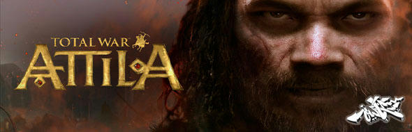 با تریلری جدید از عنوان Total War: Attila همراه شوید