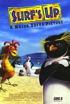 داستان انیمیشن فصل موجسواری – Surf's Up 2007