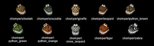 [ObjectTex] Animal Chompers F8tli3y9jojdegx4g