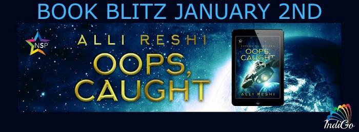 Alli Reshi - Opps, Caught RB Banner